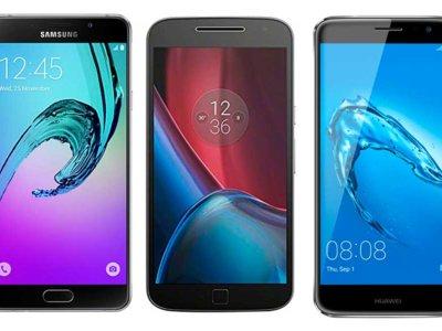 Así queda el HTC Desire 10 Pro frente a la competencia