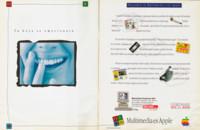 Anuncio de Apple en 1995