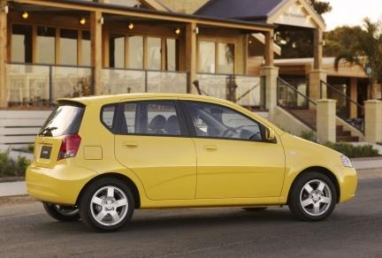 Qu Tienen En Comn El Holden Barina Daewoo Kalos Y Chevrolet Aveo