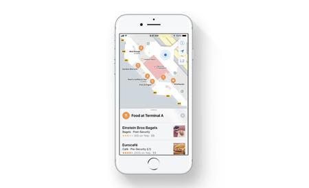 Apple comienza a ofrecer mapas internos de edificios públicos con Apple Maps en iOS 11