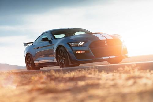 Ford Mustang Shelby GT500 2020: precios, versiones y equipamiento en México