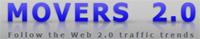 Mover 2.0, midiendo las tendencias de tráfico de sitios web 2.0