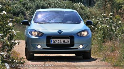 Renault Fluence Z.E., prueba (valoración y ficha técnica)