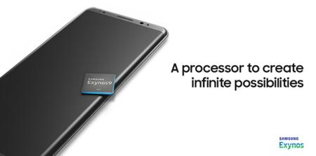 Samsung Exynos- Note 8