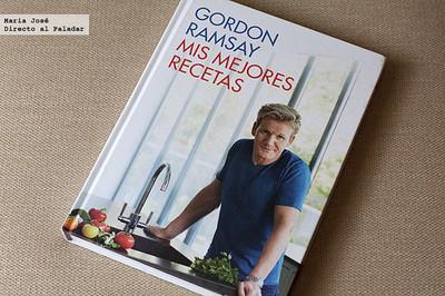 Mis mejores recetas. Libro de recetas de Gordon Ramsay