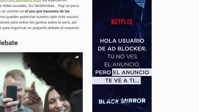 Ad Netflix