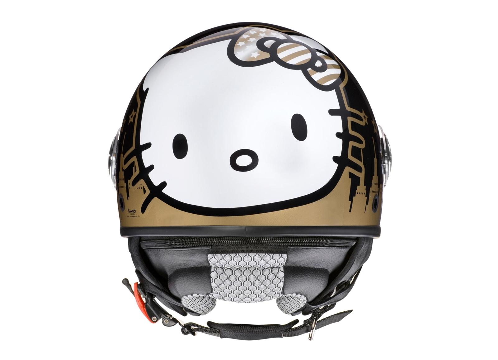 Foto de Colección de cascos jet Hello Kitty de AXO (7/12)
