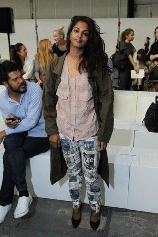 MIA, Semana de la Moda de Nueva York