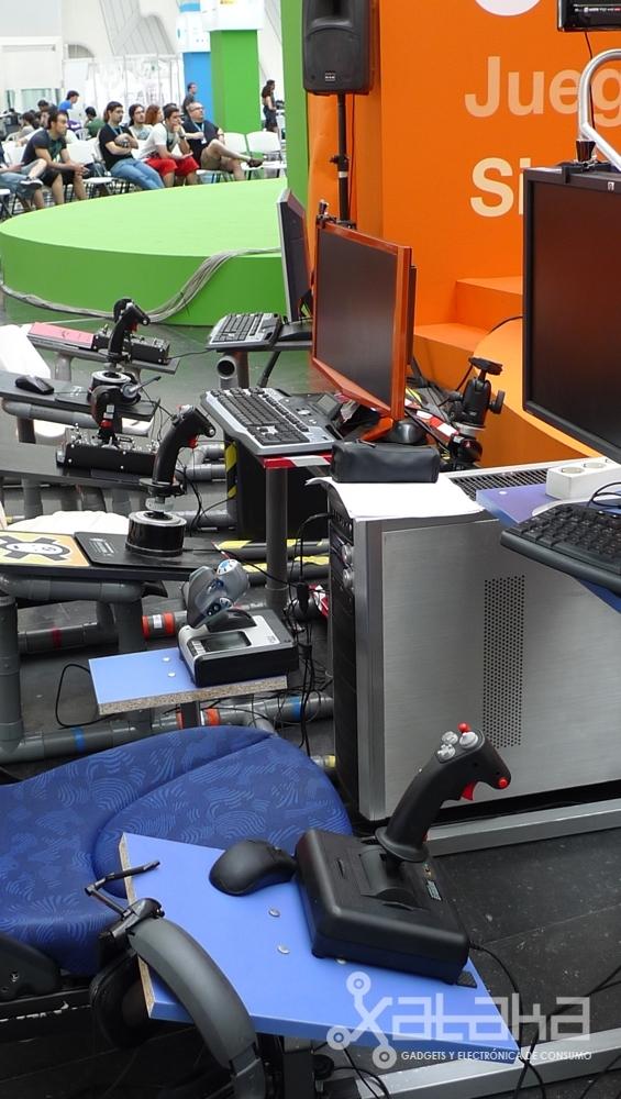 Campus Party Simuladores