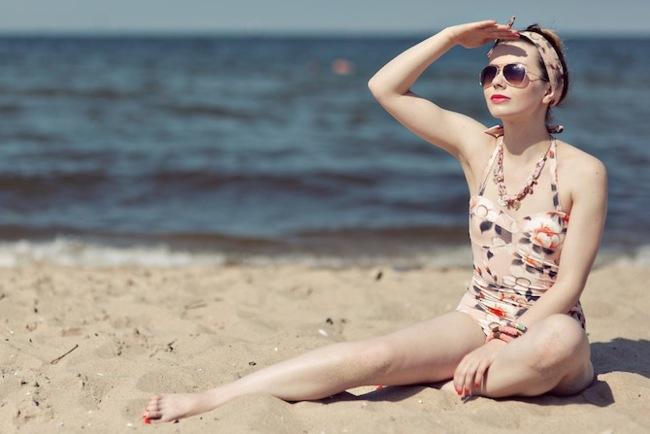 bikini retro H&M