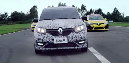 Renault Sandero RS, ¿Será un verdadero Renault Sport?