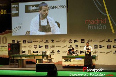 David Muñoz premio nacional de gastronomia