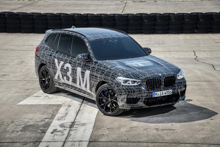 BMW X3 M delantera