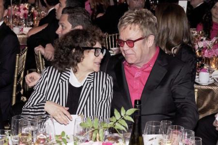 Ingrid Sischy Y Elton John
