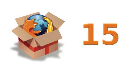 Firefox 15 solucionará el exceso de consumo de memoria de los complementos