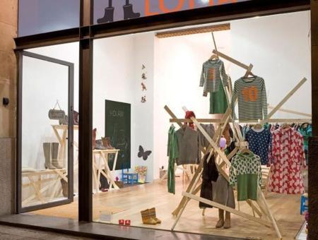 Guía de Shopping: Lotta, una tienda barcelonesa inspirada en Pippi Langstrump