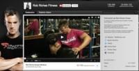 Aprender fitness en los canales de youtube