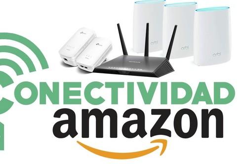 Ofertas del día y ofertas flash en conectividad en la Amazon Gaming Week: extensores de red, routers o enchufes inteligentes a precios rebajados