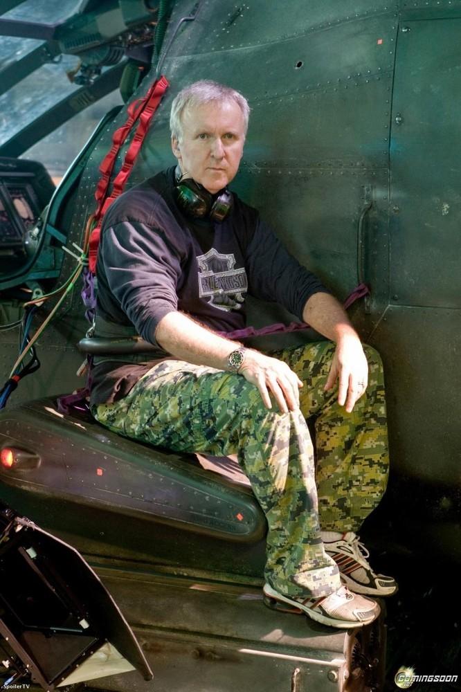 Foto de 'Avatar', más fotos de lo nuevo de James Cameron (8/8)