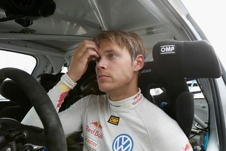 Rally de Gales 2014: Andreas Mikkelsen, autor del mejor crono en el shakedown