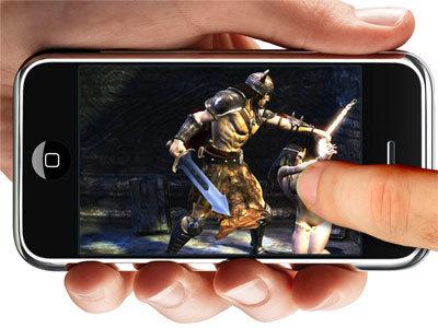 Apple quiere potenciar gráficamente su iPhone