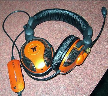 [CES 2007] Tritton Audio Extreme, auriculares 5.1