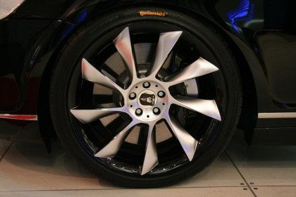 Bentley Continental GT LEW