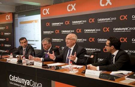 Vergonzosa actuación del FROB con Catalunya Caixa