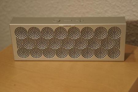 Así es el MINI JAMBOX de Jawbone