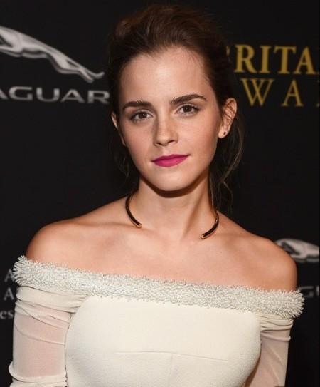 ¡Emma Watson se nos queda solterita!