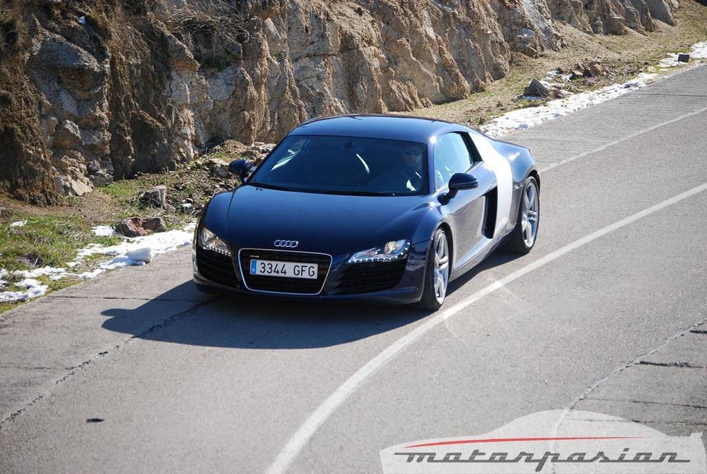 Foto de Audi R8 4.2 FSI R tronic (prueba) (11/50)