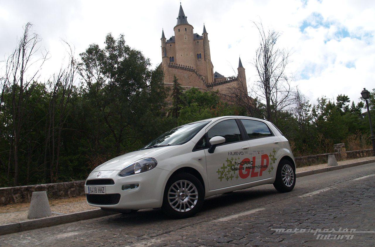 Foto de Fiat Punto GLP (prueba) (5/27)