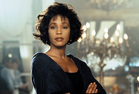 Whitney Houston, tres looks con la que quiero recordarla