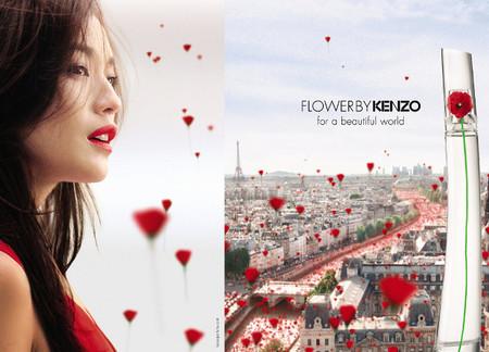 Flower Wave de Kenzo: amapolas para un mundo más bello
