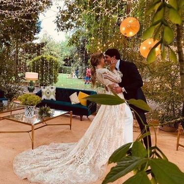 Estos son todos los pasos (y productos) para recrear el peinado de María Pombo el día de su boda