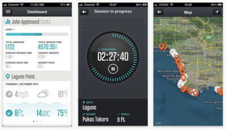 Glassy Pro, la aplicación definitiva para los amantes del surf