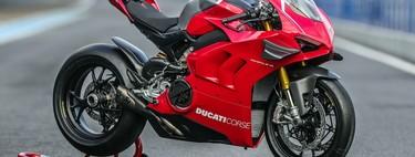 """Ducati recupera el embrague en seco para las Panigale V4 R porque """"nuestro objetivo es ganar el WSBK"""""""
