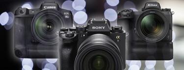 Esto es lo que le pedimos a unas hipotéticas Canon EOS R1 y Nikon Z1 para competir contra la Sony A1