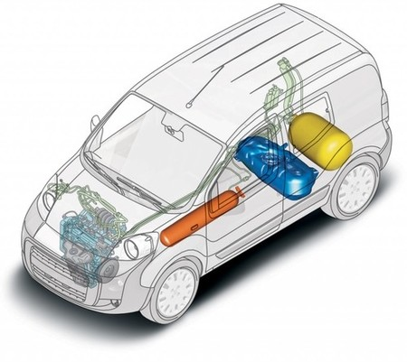 Fiat Fiorino Natural Power