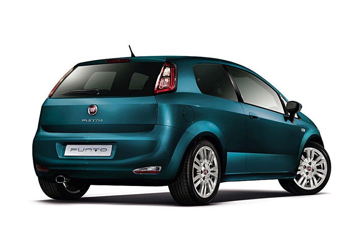 Foto de Fiat Punto 2012 (2/48)