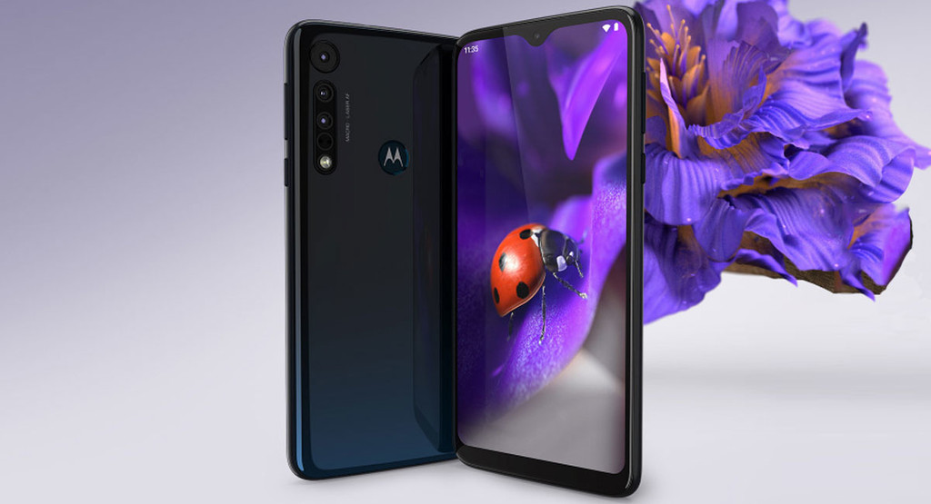 Motorola One Macro, the new mid-range specialized in macro photography