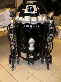 Prototipo de R2D2