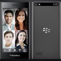 BlackBerry también quiere un gama media táctil y presenta su nuevo Leap