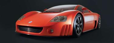 La vez que Volkswagen soñó con su propio Bugatti: así era el W12, un superdeportivo alemán