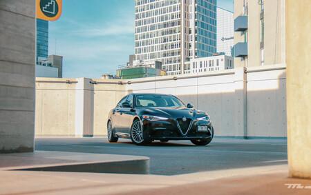 Alfa Romeo Giulia Lusso 2021 Fotos Prueba De Manejo Resena Opiniones Mexico 22