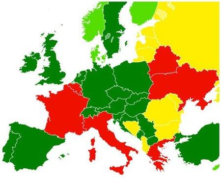 ¿Vas a viajar por Europa? Conoce tus derechos fotográficos