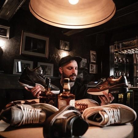 Jack Daniel's se lanza al diseño de zapatillas con unos pares infalibles para este otoño