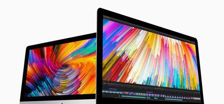 Apple renueva las familias iMac y MacBook: procesadores Intel Kaby Lake para todos y más potencia gráfica