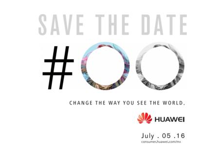 Huawei P9 P9 Plus Mexico 5 Julio 2016