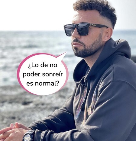 Omar 'El Negro', churri de Anabel Pantoja, se pincha bótox en la cara antes de su posible concurso en 'Supervivientes'